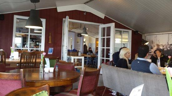 Bruinisse, Nederland: 1e gedeelte restaurant