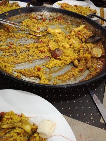 El Poble Nou Del Delta, Spain: Restaurant Can Paquita