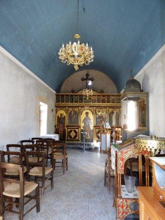 Bali, Yunani: monastère Attali