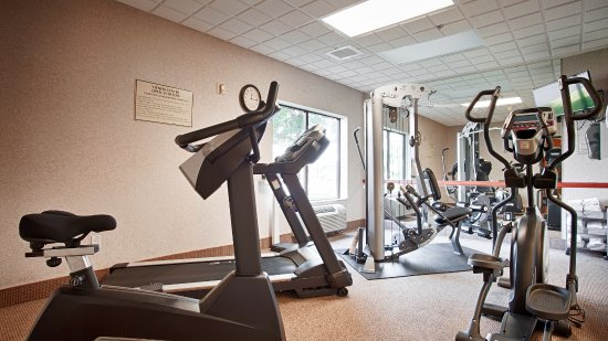 Oakdale, MN: Fitness Center