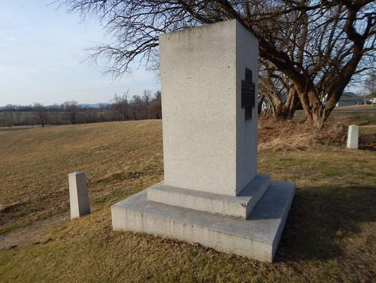 Frederick, MD: vermont monument