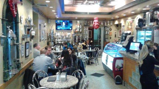 Picture Of Caffe Vittoria, Boston