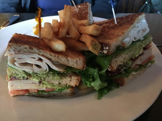 Lincoln, CA: Beermann's Turkey Club