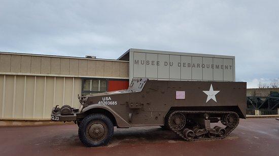 Arromanches-les-Bains, Francia: Musee du debarquement