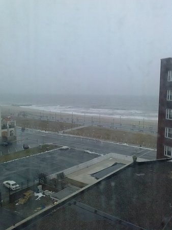 Asbury Park, NJ: View from our room