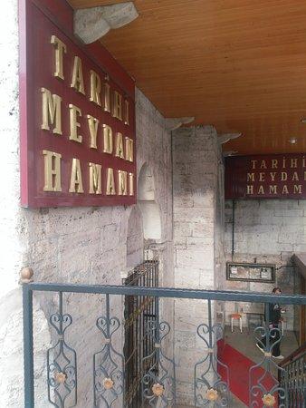 Tarihi Meydan Hamami