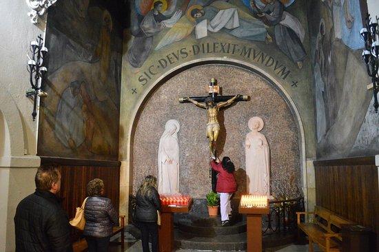 Esglesia de Betlem: Por dentro 2