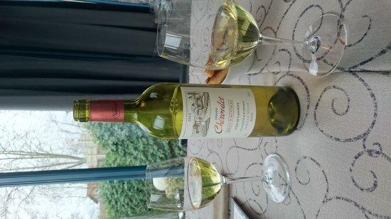 Samatan, Francia: Notre choix vin moelleux.