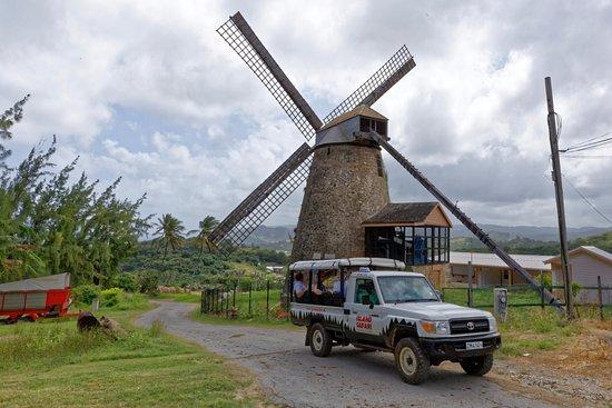 Saint Michael Parish, Barbados: Windmill