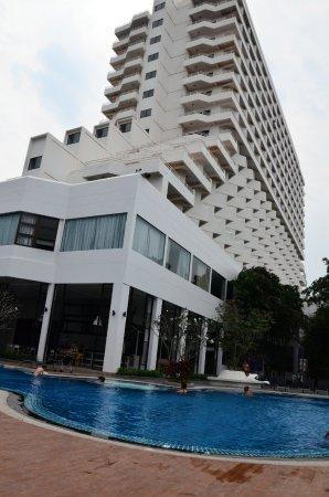 Welcome Jomtien Beach Hotel: Велком Джомтьен Бич