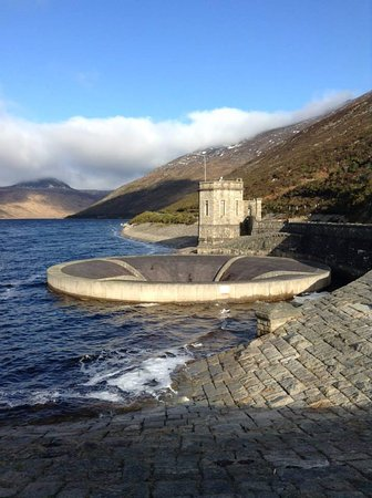 Kilkeel, UK: Reservoir
