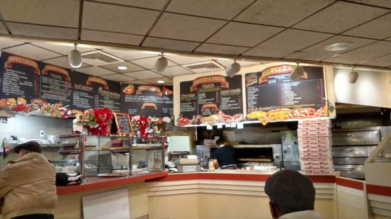 Vauxhall, NJ: Great pizza