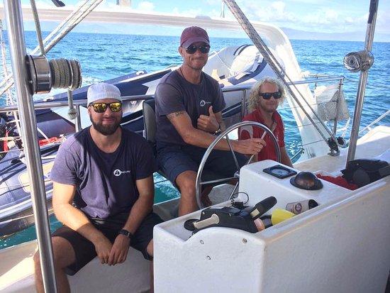 Reef Daytripper: fantastic cruise staff!!