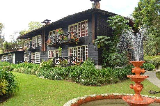 Gardens - Picture of Chalet Guamuez, Pasto - TripAdvisor