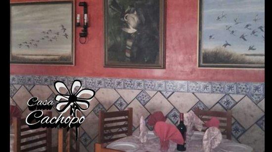 Coria del Rio, Ισπανία: Casa Cachopo
