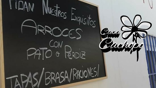 Coria del Rio, Ισπανία: Especialistas en arroces