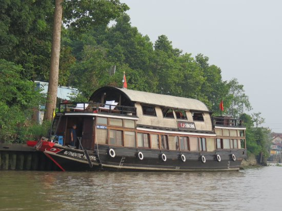 Le Cochinchine Mekong River Cruise
