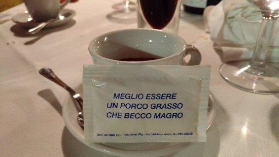 Formigine, Italia: Caffè
