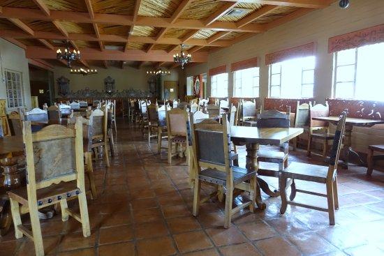 Rancho de los Caballeros : Dining room at Los Caballeros