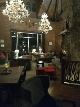 Young Harris, GA: Brasstown Valley Resort & Spa Restaurant
