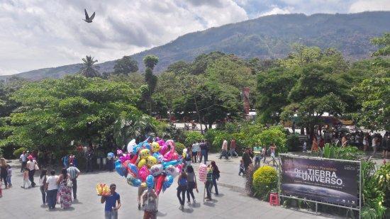 Jardin Botanico de Medellin: ingreso