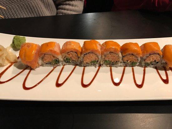 Chakara : Sushi roll 2