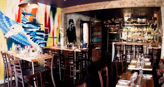 Photo of Australian Restaurant Three Blue Ducks at 143 Macpherson St, Sydney, Ne 2024, Australia