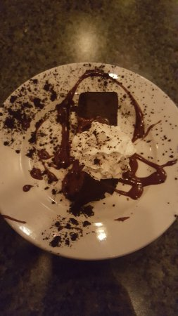 Rookery Pub Fine Dining: Chocolate Torte