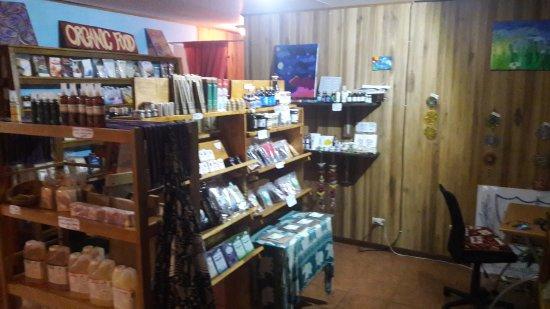 Nuevo Arenal, Costa Rica: Organic store