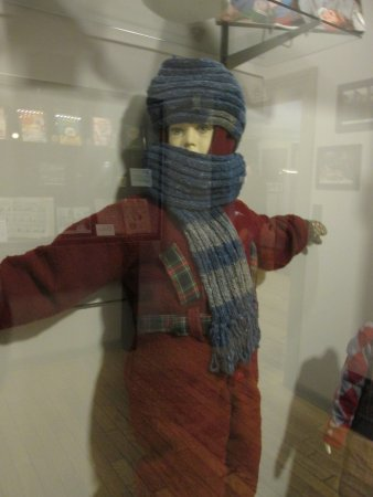 a christmas story house randy bundled up - Christmas Story Bundled Up