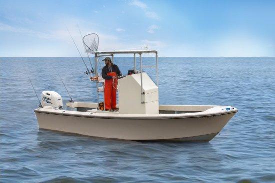 Kill Devil Hills, Carolina del Norte: Rock fishing on the boat