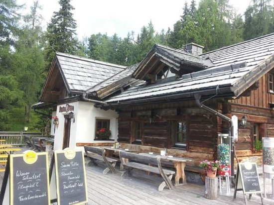 Grobming, Austria: Rosemi Alm