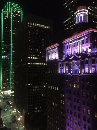 The Adolphus: View from 1805 - excellent option!