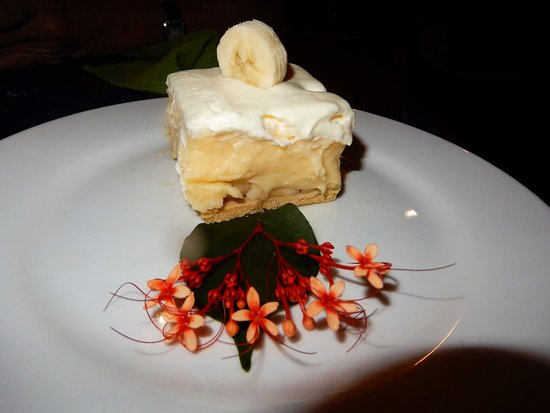 La Paloma Lodge: Just one of the amazing desserts