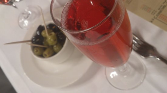 Brasserie Lipp : aperitif