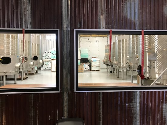 Kerrville Hills Winery: Where the magic happens.