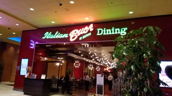 Buca Di Beppo Italian Restaurant The At Ballys