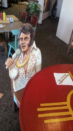 Placitas, NM: Elvis chair