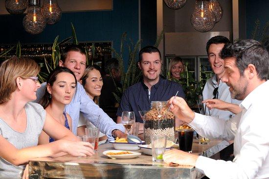 Ascot, Avustralya: Mediterrani Pizza Bar Grill