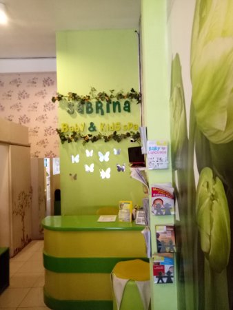 Sabrina Baby and Kids Spa