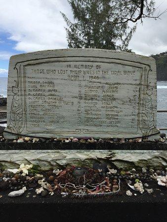Laupahoehoe, Hawái: But danger lurks