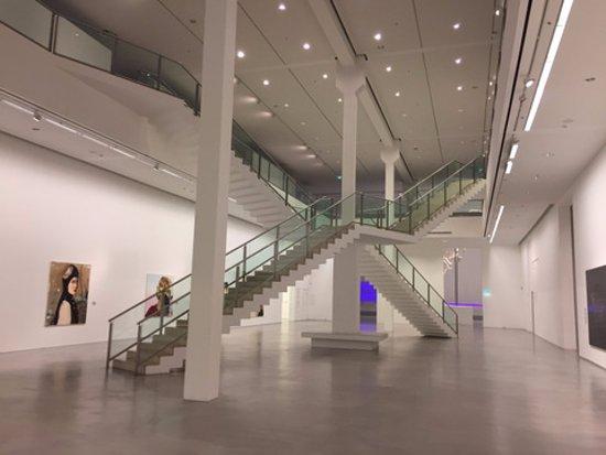 Berlinische Galerie The Staircase Bild Von Berlinische Galerie