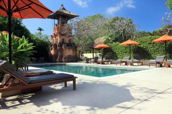 The Pavilions Bali: Main Pool