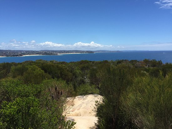 North Head Sanctuary: View to the South Head