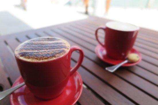 Mindarie, Australien: Cappuccino