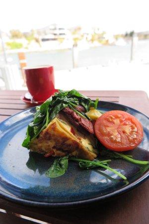 Mindarie, Australia: Spanish Omelet