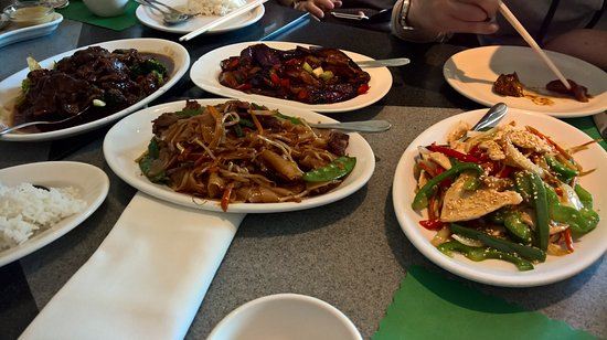 Golden Temple: 还算不错的粤菜?