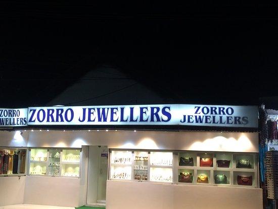 Colva, India: Zorro in Goa