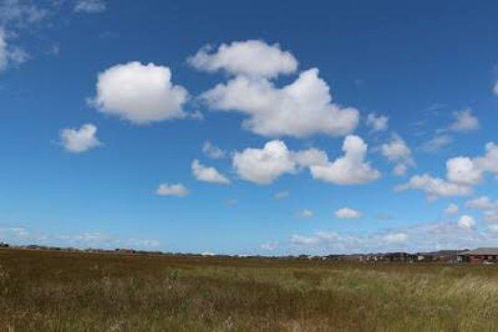 Brimbank, Australie : Derrimut Grassland Reserve
