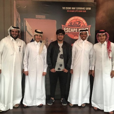 The Escape Hunt Experience Qatar